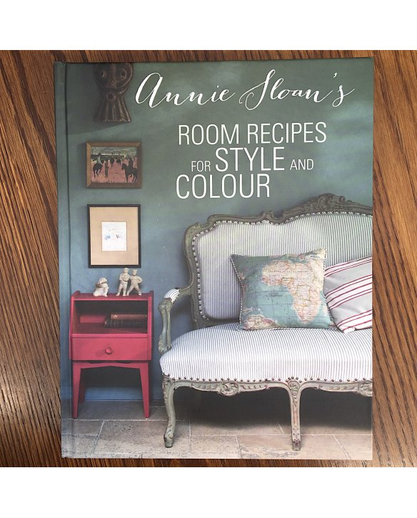 Annie Sloan | Annie Sloan's Room Recipes for Style & Colour