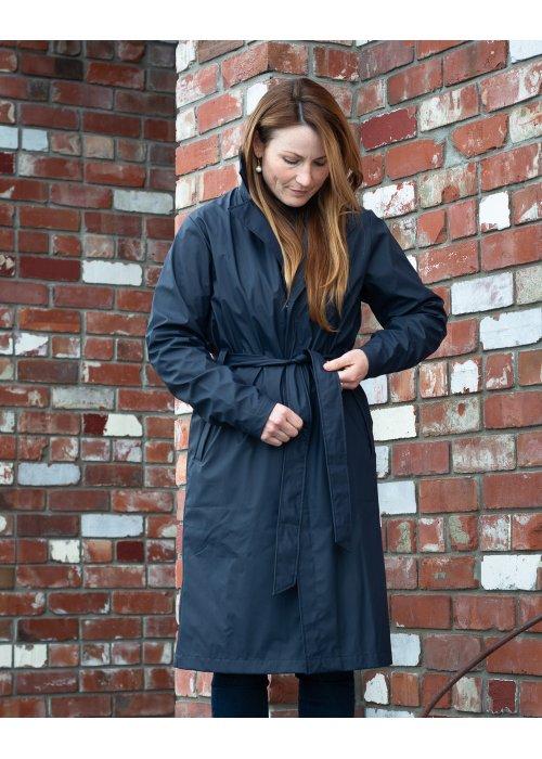 Rains | Overcoat | Blue
