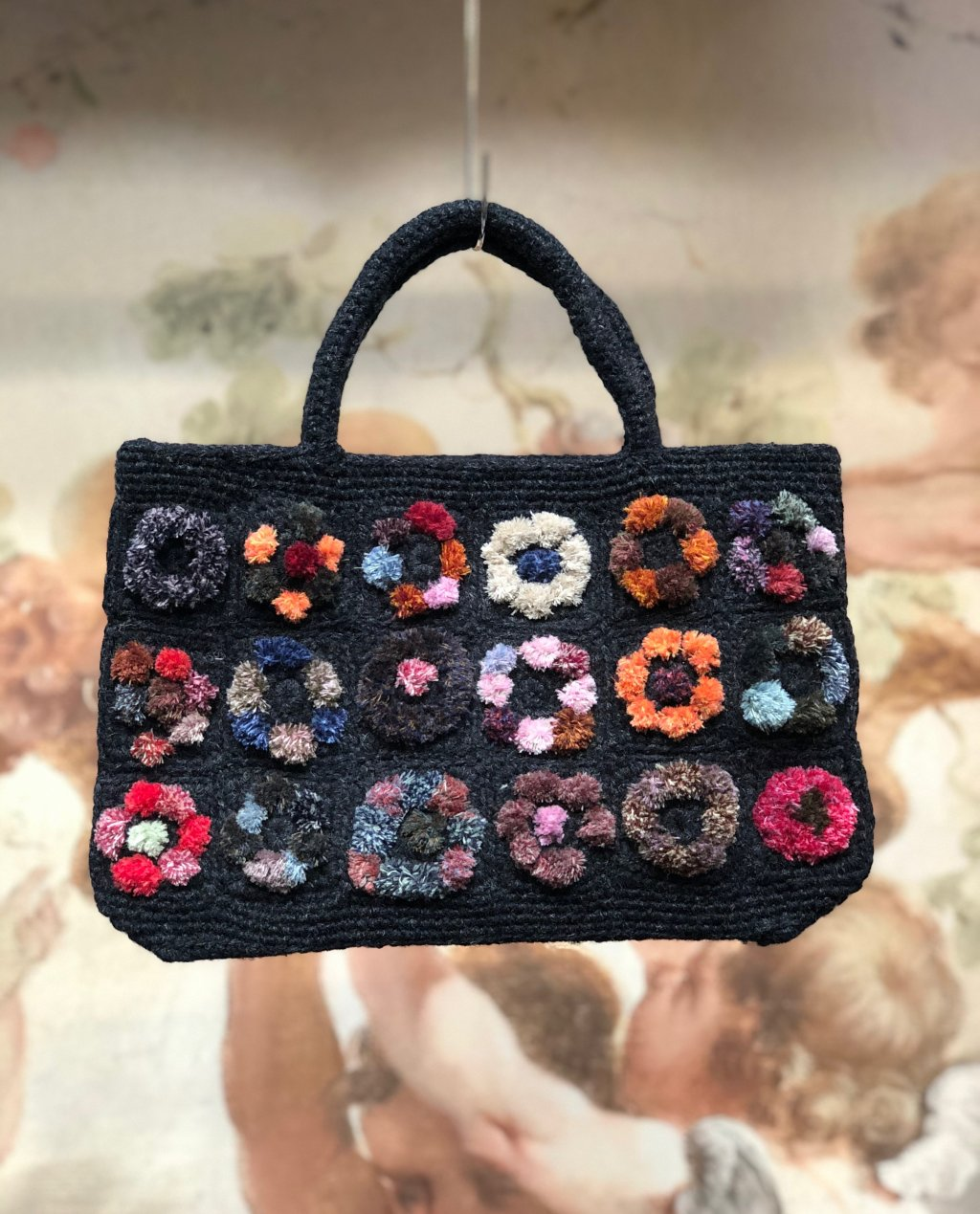 Sophie Digard | Crocheted Hand Bag | Small