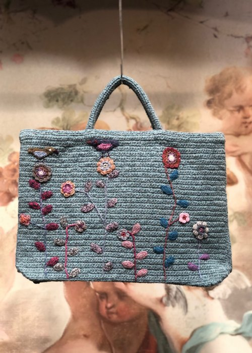 Sophie Digard | Crocheted Hand Bag | Large