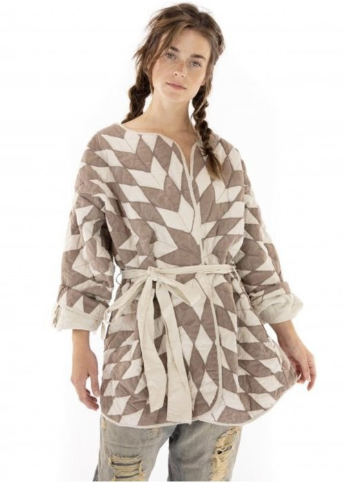 Magnolia Pearl   Aleda Coat  Canopy