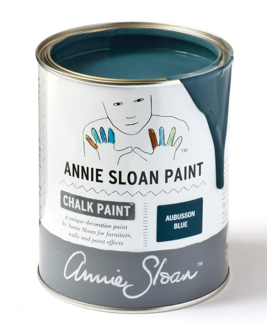 Annie Sloan Chalk Paint - Aubusson Blue