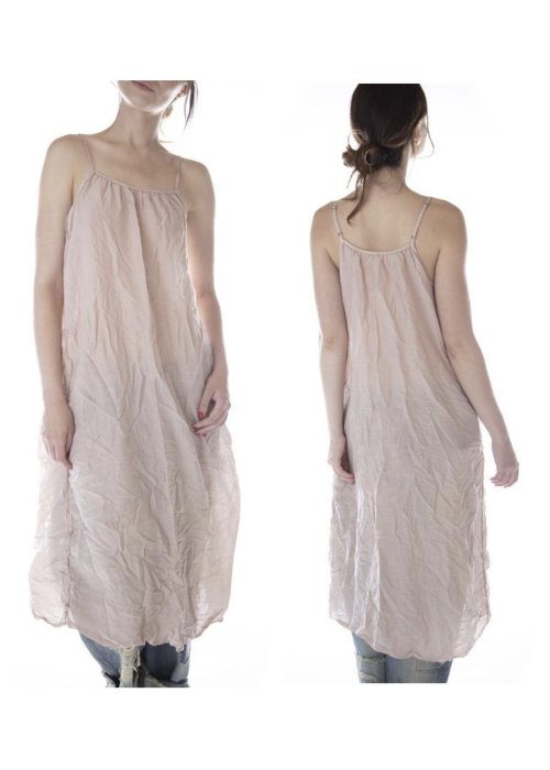 Magnolia Pearl | Audrey Simple Slip in Cotton Silk | Molly