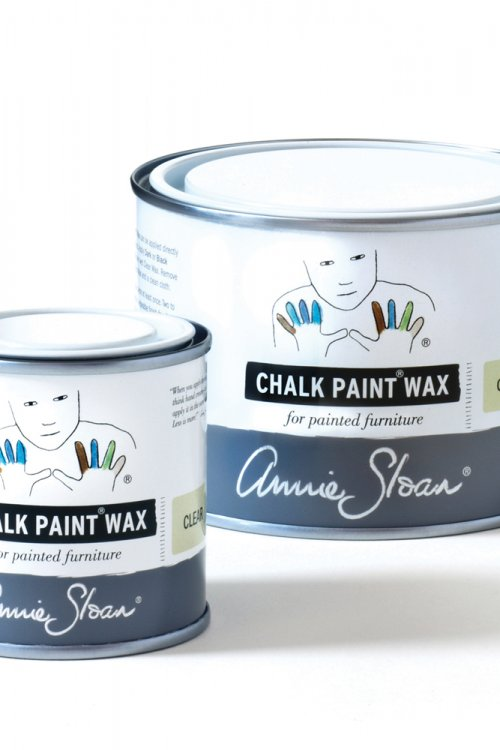 Annie Sloan Soft Wax - Clear