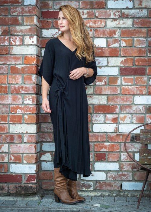 Jason Lingard | Cristobel Reversible Dress | Black