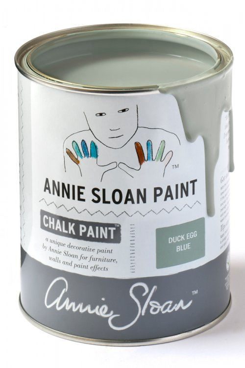 Annie Sloan Chalk Paint - Duck Egg Blue