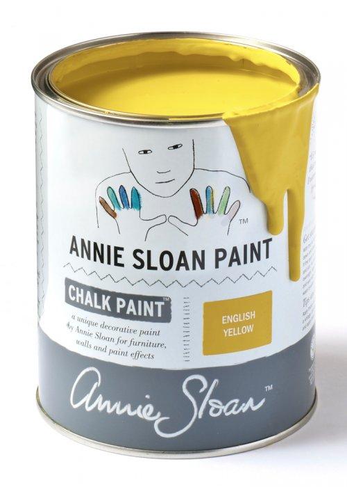 Annie Sloan Chalk Paint - English Yellow
