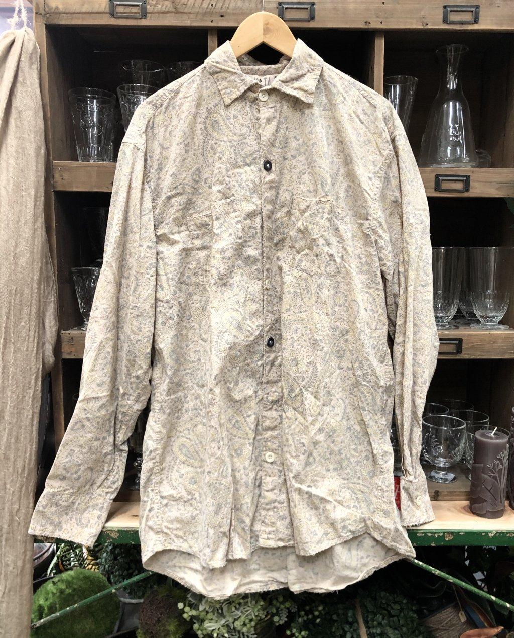 Magnolia Pearl | Boyfriend Shirt | Fleuri | European Cotton