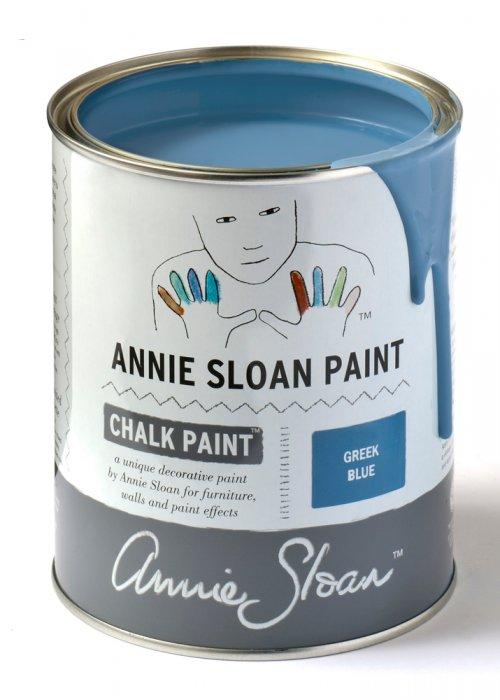 Annie Sloan Chalk Paint - Greek Blue