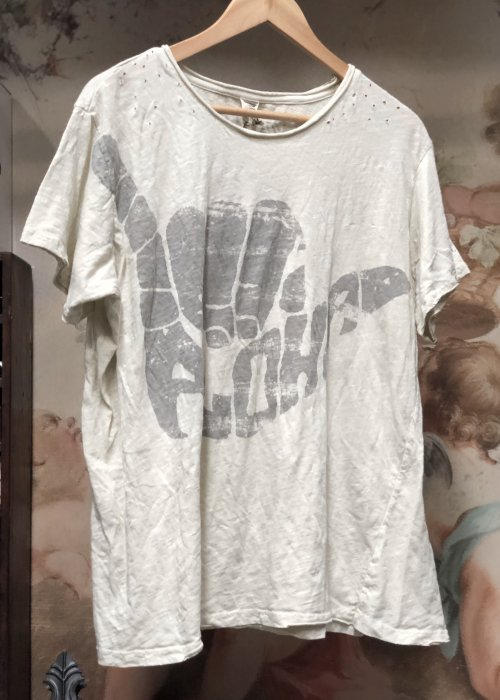 Magnolia Pearl | Cotton Jersey Hang Loose T | True | New Boyfriend Cut