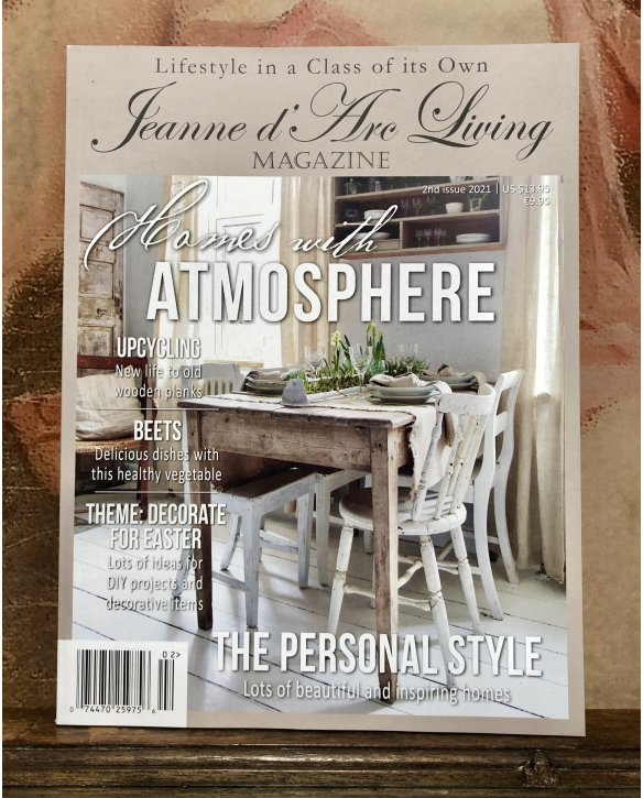 Jeanne d'Arc Living Magazine | Issue 2| 2021