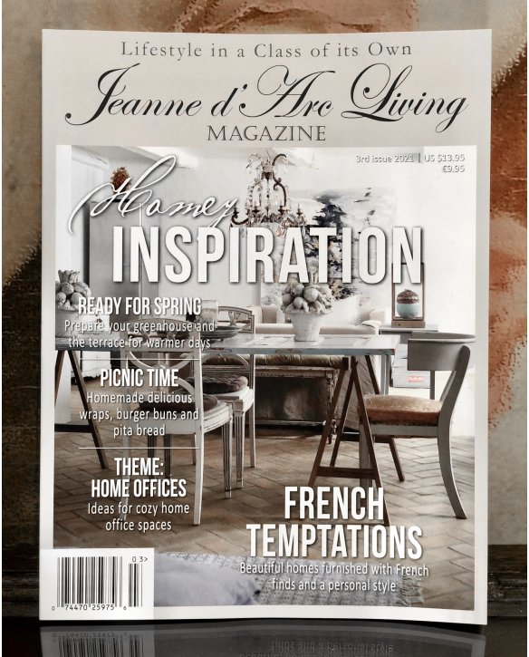 Jeanne d'Arc Living Magazine | Issue 3| 2021
