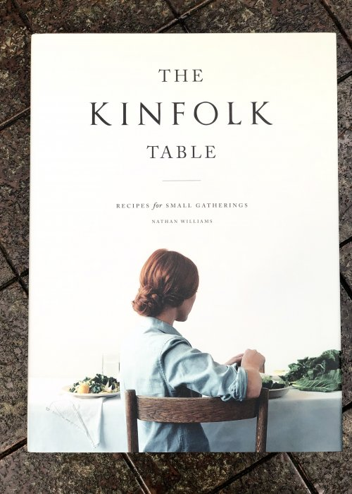 Williams, Nathan   The Kinfolk Table