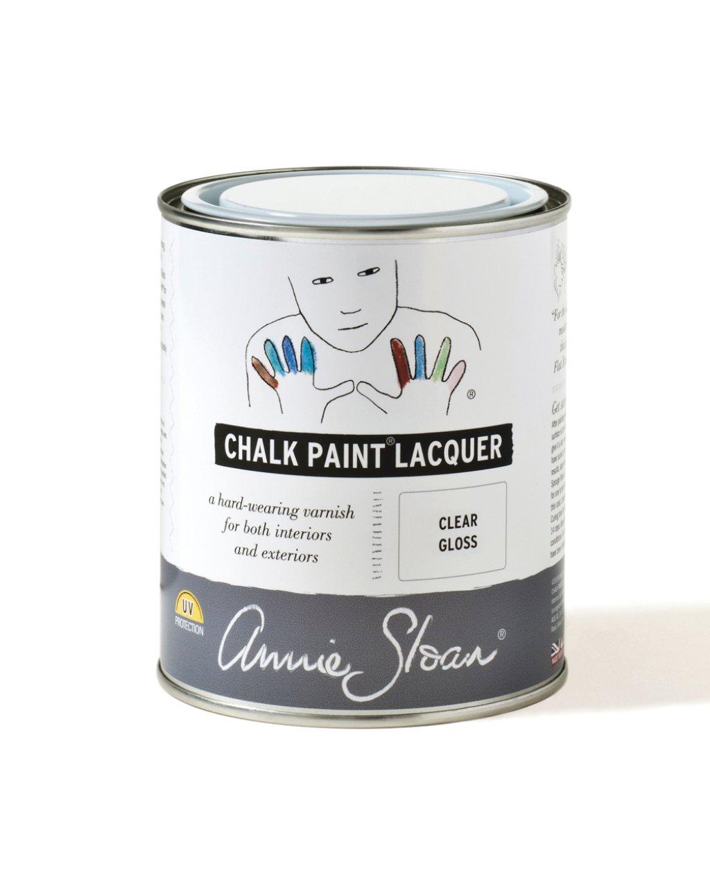 Annie Sloan Lacquer - Clear Gloss