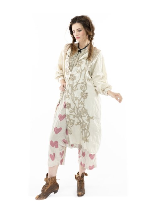 Magnolia Pearl | Leola  Smock Coat | Moonlight