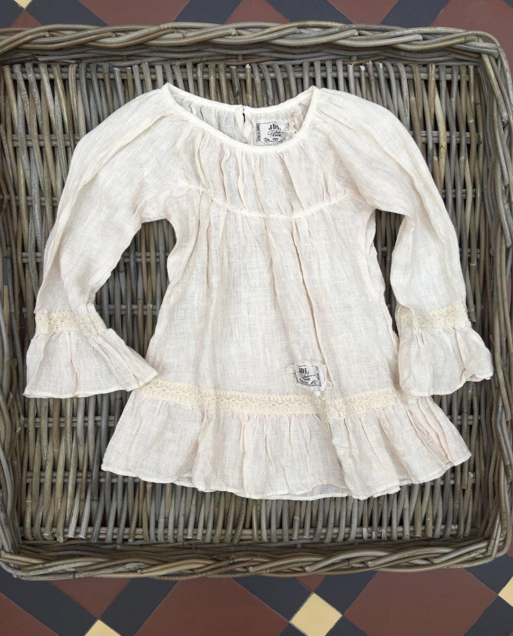 Jeanne d'Arc Living | Child's Linen Tunic