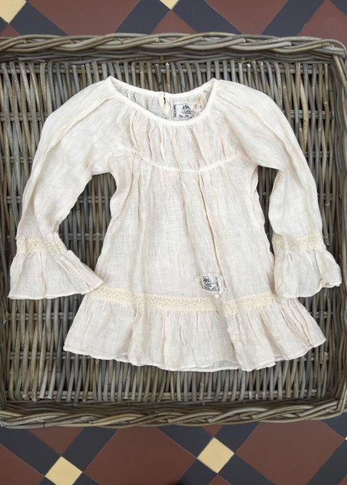 Jeanne d'Arc Living   Child's Linen Tunic