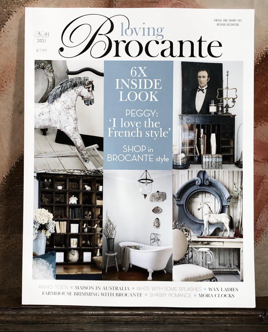 Loving Brocante   Issue 1   2021