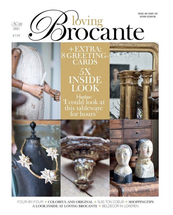 Loving Brocante | Issue 2 | 2021