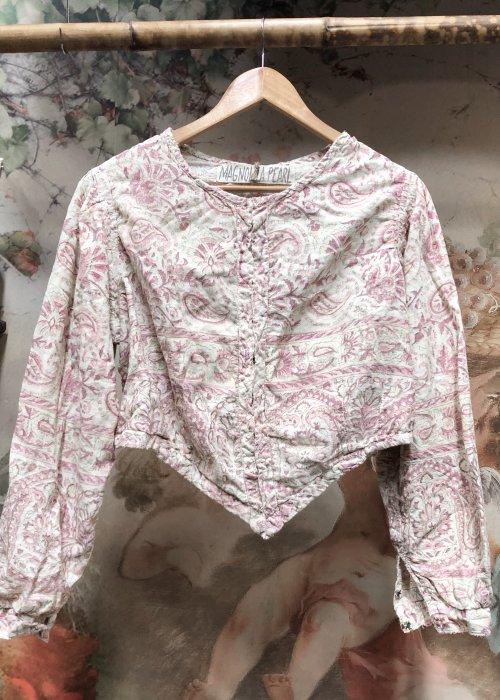 Magnolia Pearl | Luiza Jacket | European Cotton | Durga