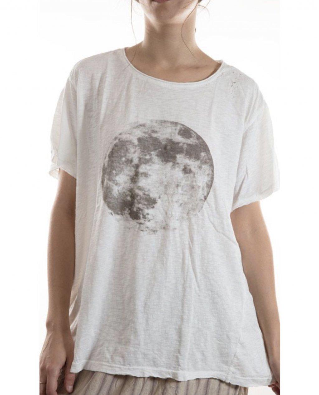 Magnolia Pearl   Cotton Jersey Moon T   True