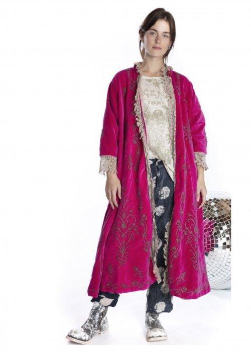 Magnolia Pearl |  O'Leary Coat | Cotton Velvet | Roza
