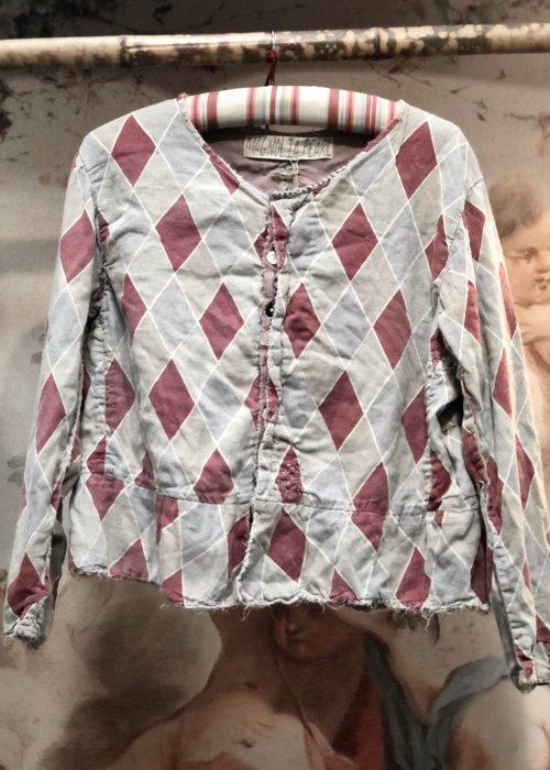Magnolia Pearl   Pitre Suit Jacket   Claret