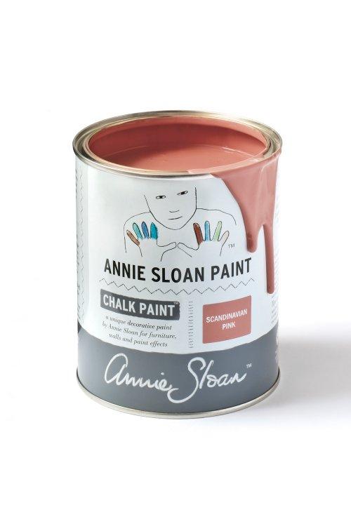 Annie Sloan Chalk Paint - Scandinavian Pink