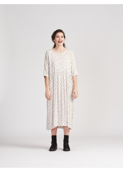 Widdess | Vivian Dress | Looking Glass | Rayon