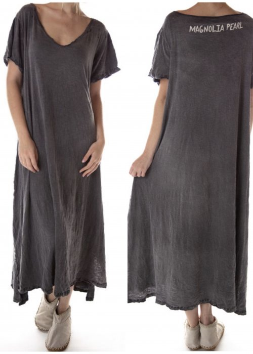 Magnolia Pearl | Cotton Jersey Venice T Dress | Ozzy