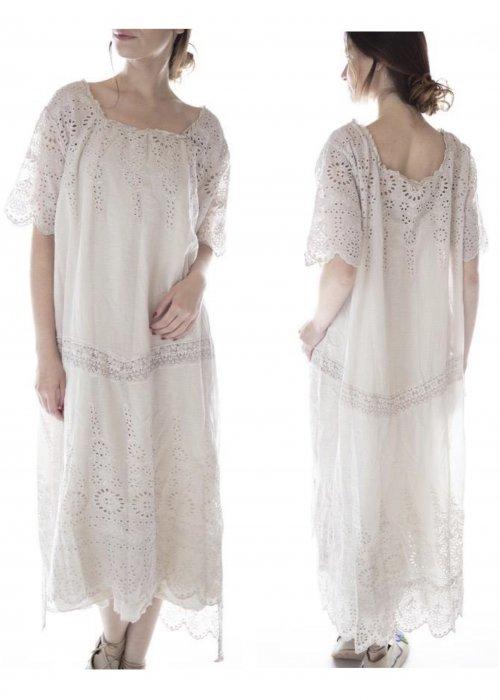 Magnolia Pearl | Virgie Eyelet Dress | Moonlight
